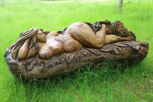 Mother Earth by Daniel Cordell at The Sculpture Park