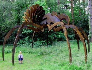 Giant Tarantula II by Wilfred Pritchard
