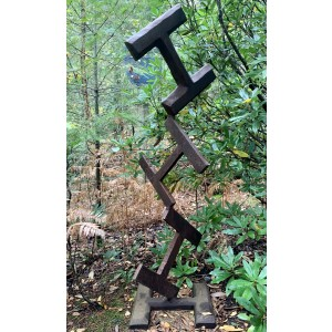 #CodeServe The H's (A&E) by Mark Goodchild at The Sculpture Park