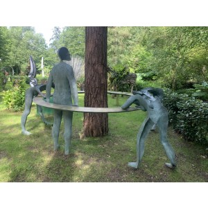 Come Dine with Tree at The Sculpture Park
