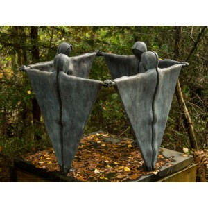 Give or Take by Bill Harling at The Sculpture Park