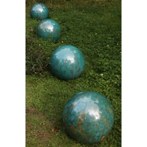 Four Spheres by Dennis Kilgallon