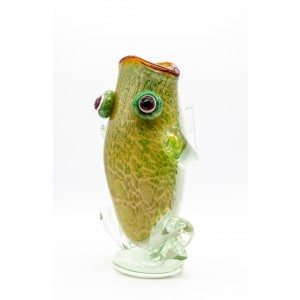 Frog Vase by Anon Unknown