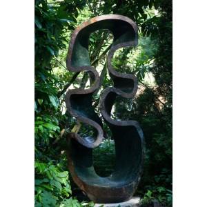 Endless Love by Godfrey Matangira at The Sculpture Park