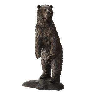 Bear by John Cox at The Sculpture Park
