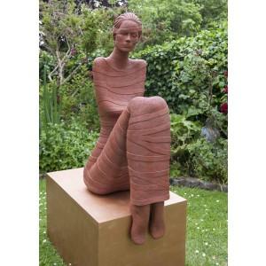 Pondering by Ferri Farahmandi at The Sculpture Park