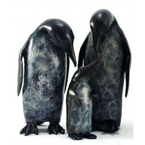 Penguin Set (Waddle) by Steve Boss