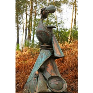 Dancer by Steven Hunton at The Sculpture Park