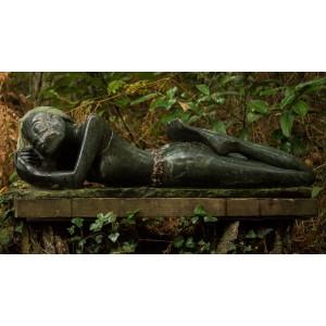 Recalling Sweet Memories by Vangai Chiwawa at The Sculpture Park
