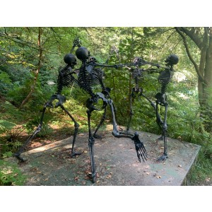 Celebration by Wilfred Pritchard, Bronze, The Sculpture Park