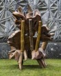Root Arm Chair (back) at The Sculpture Park