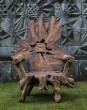 Root Arm Chair (front) at The Sculpture Park
