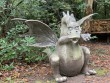 Bellowing Dragon by John Cox (Sculptures)
