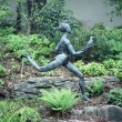 Runners Gift by Janis Ridley at The Sculpture Park