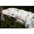 Polar Bear by Brendan Hesmondhalgh at The Sculpture Park