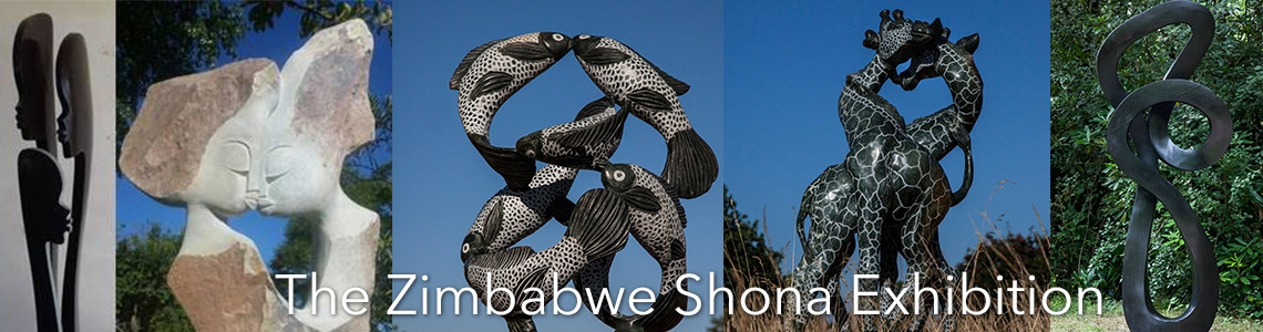 Spirit in Stone 2018 -  Zimbabwe Shona Exhibition