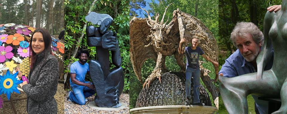 Top 15 Most Popular Sculptors