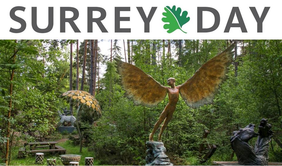 Celebrate Surrey Day 2020 with The Sculpture Park