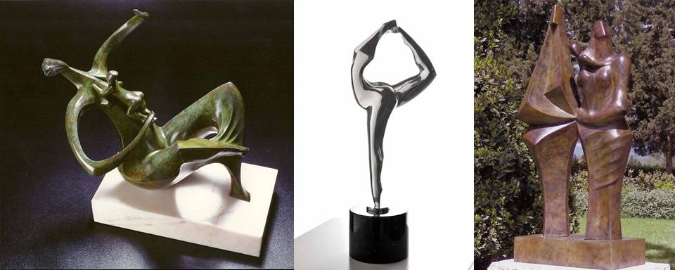 15 most popular sculptors - Isaac Kahn