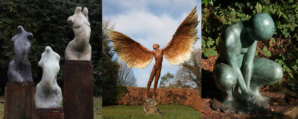 Top 15 popular sculptors - Nicola Godden