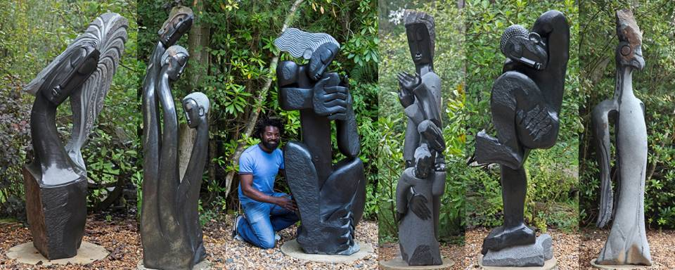 Top 15 popular sculptors - Tinei Mashaya