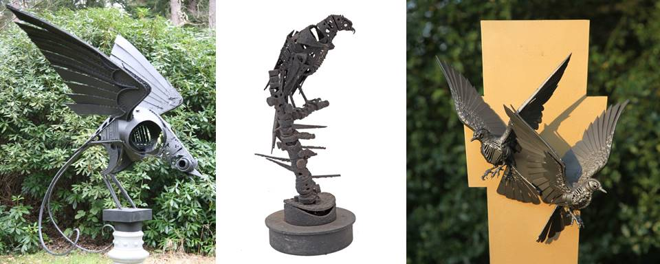 Top 15 popular sculptors - Walenty Pytel