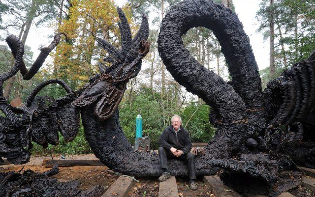 Horseshoe Dragon - Jim Poolman
