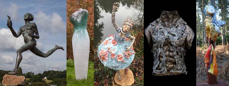 Sculpture Gifts Give the gift of art this Christmas by Christmas shopping at The Sculpture Park Churt Farnham Surrey UK