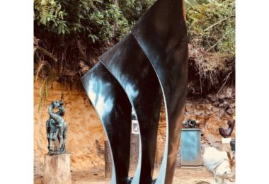Shona Sculpture Gallery - Echo, Prosper Katanda, Springstone