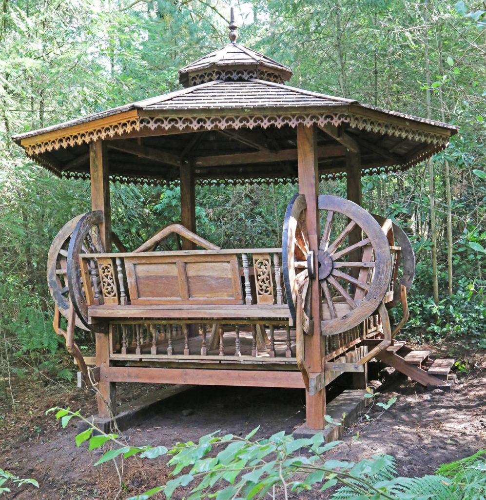 Thai Hut, Teak,