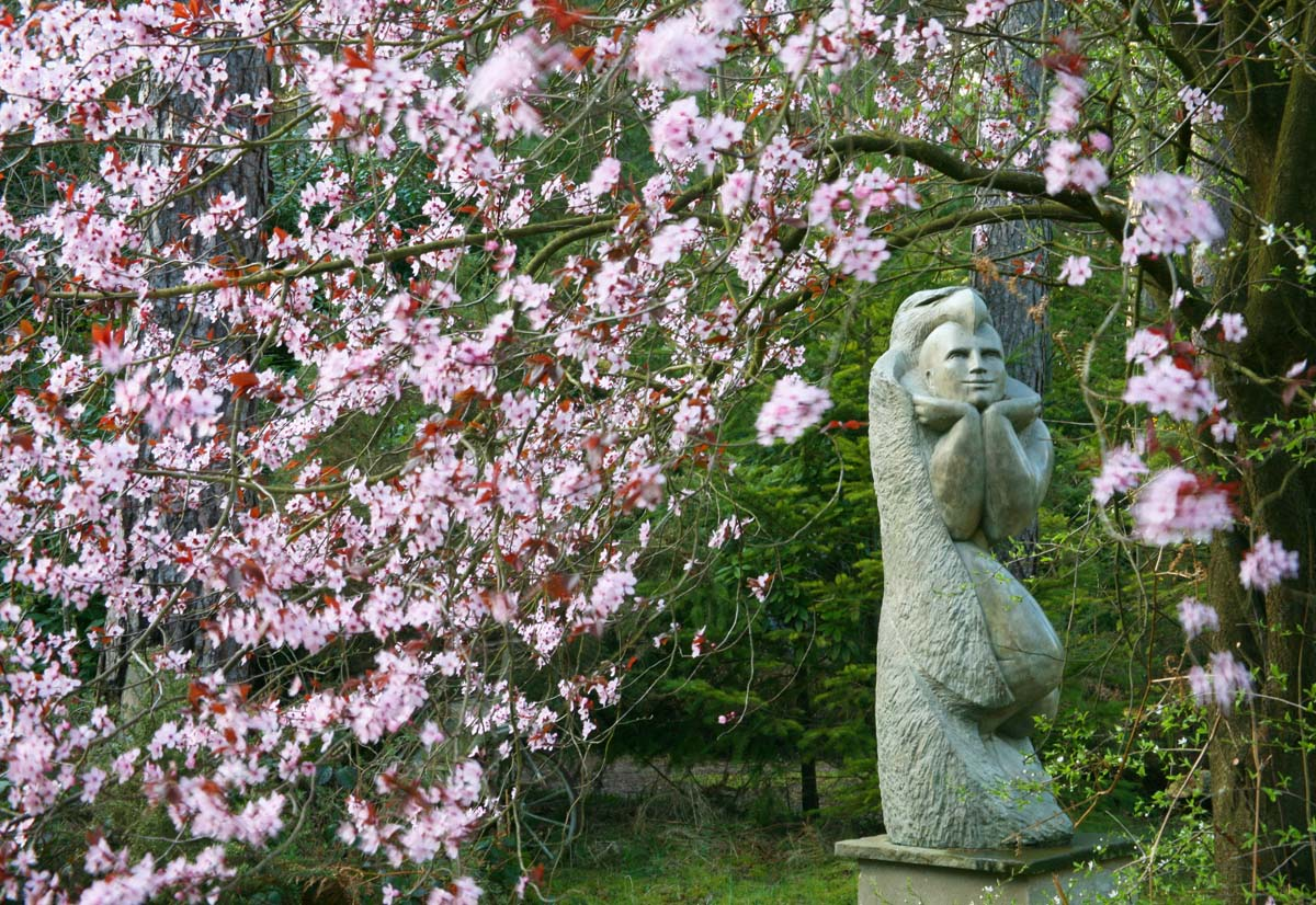 Sculpture in spring competition